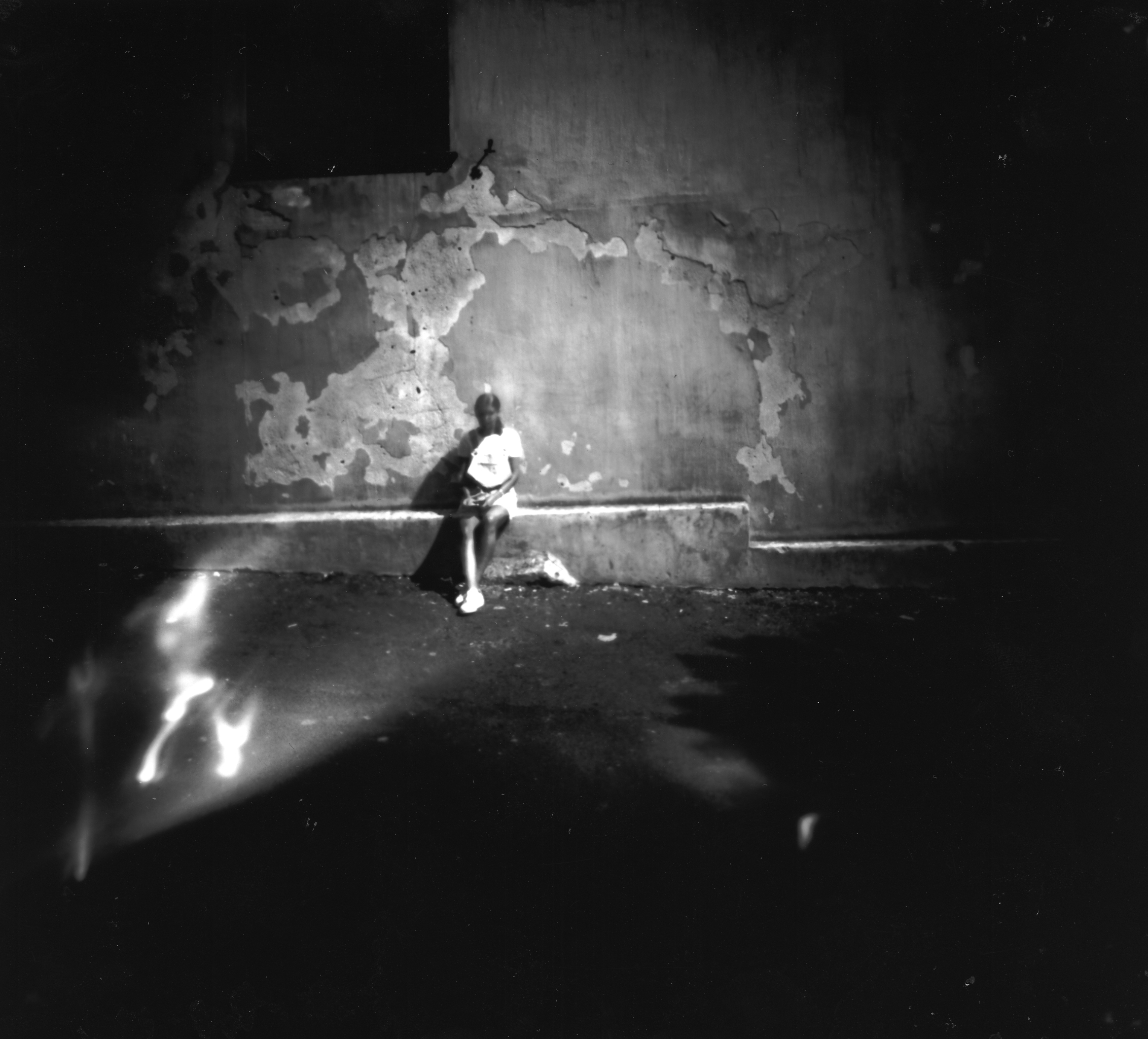 What are the dark room techniques that film photographers ...