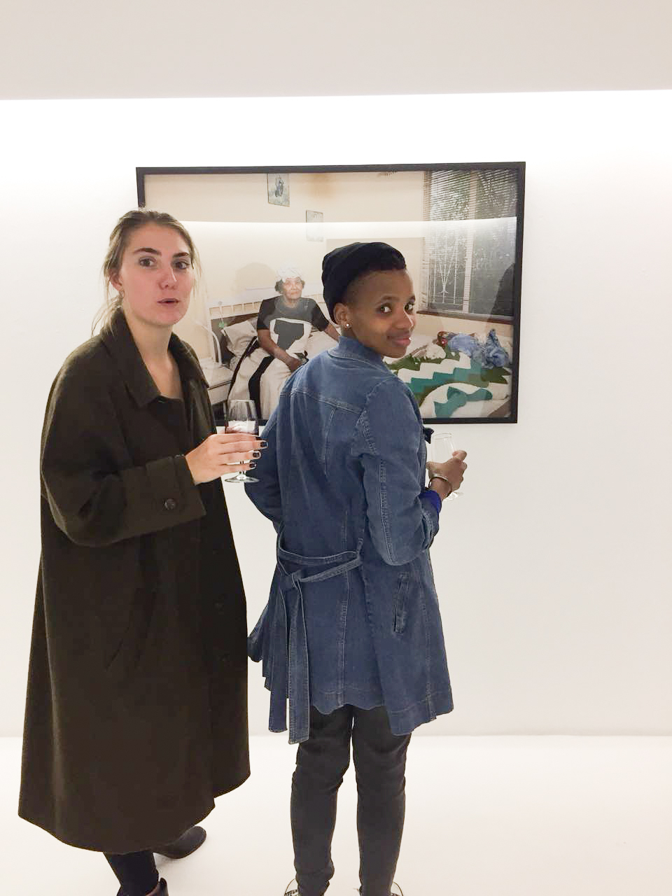 Mokwena Macquena Mac Quene | Artist in Residence Exhibition Launch Image 5