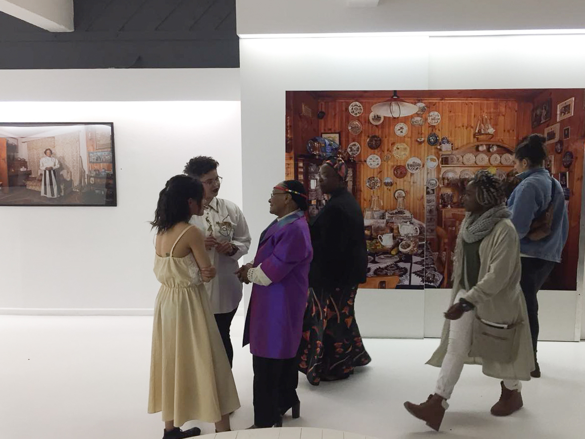 Mokwena Macquena Mac Quene | Artist in Residence Exhibition Launch Image 8